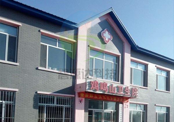 吉林省长春市 30000 余平贝博体育官方app下载采暖