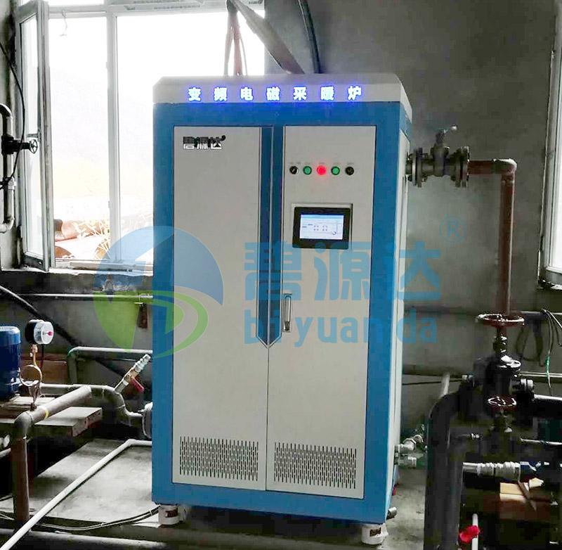 新疆阿勒泰某水利发电厂煤改电采暖项目