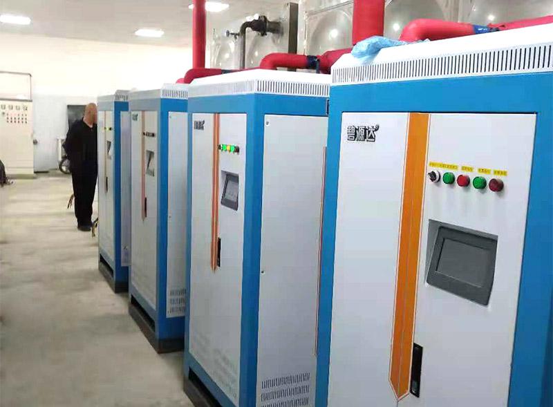 吉林通化市人民医院电采暖项目